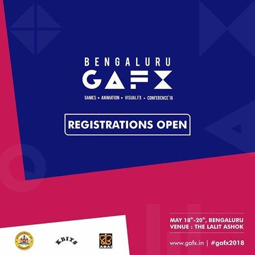 Bengaluru GAFX 2018