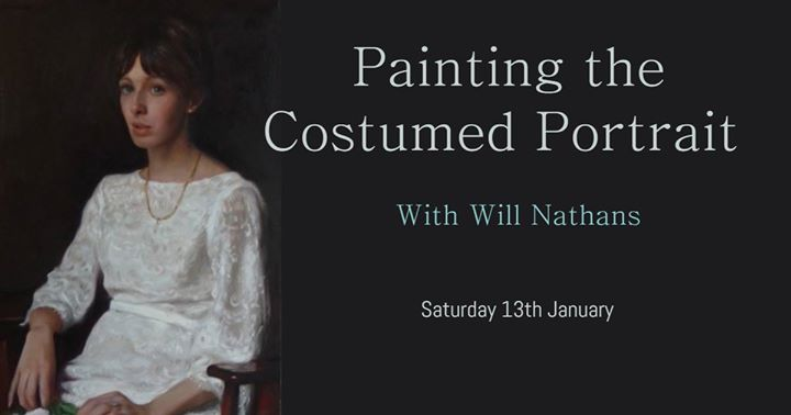 The Costumed Portrait in Oils with Will Nathans