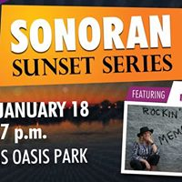 Sonoran Sunset Series-Rockin Memories
