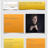 Masterclass Roberto Baiocco - ottavino