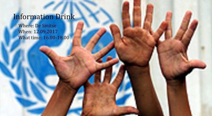 Unicef STR Information Drink