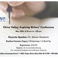 Chino Valley Aspiring Writers Conference