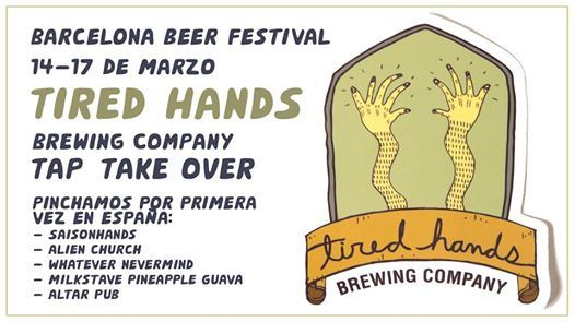 BBF Tired Hands Tap Take Over