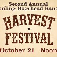 2nd Annual Harvest Festival