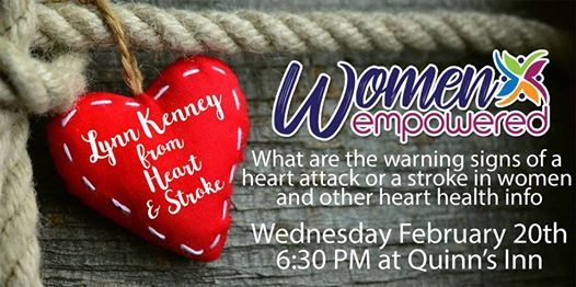 How to spot a heart attack or a stroke in women