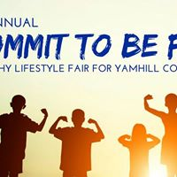3rd Annual Commit to be Fit Healthy Lifestyle Fair