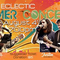 Cool &amp Eclectic Summer Concert