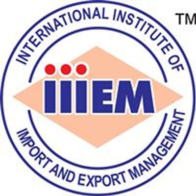 iiiEM - International Institute of Import & Export Management