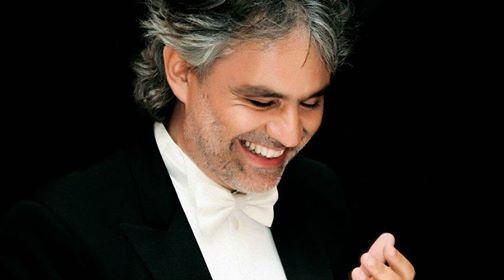 Andrea Bocelli 22-05 at Teatro San Carlo - Napoli