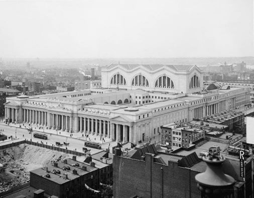Tour the Remnants of Penn Station