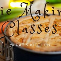 Pie Making Classes at Pats kitchen