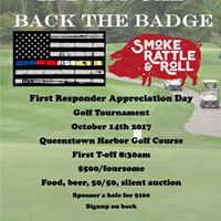 2nd Annual Back the Badge