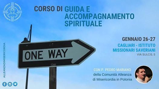 Corso di Guida e Accompagnamento Spirituale