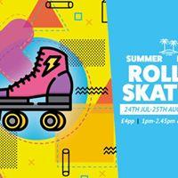 Summer Holiday Roller Skating Northampton