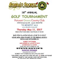 Emerald Society Golf Tournament