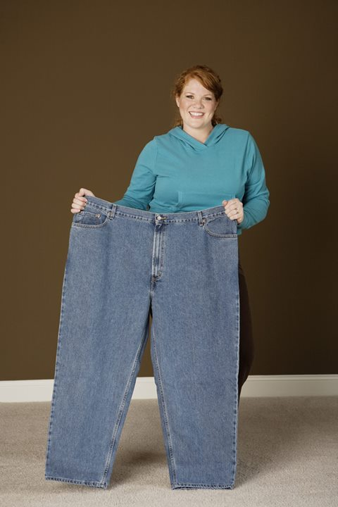 Studies have 100 lbs weight loss in 3 months two these