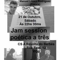 Jam Session Potica a trs