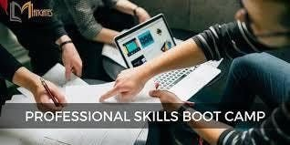 Professional Skills Boot Camp Training in Pittsburgh PA on Apr 1st-3rd 2019