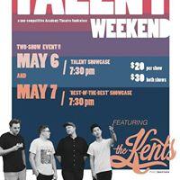 Kawarthas Got Talent Weekend featuring The Kents