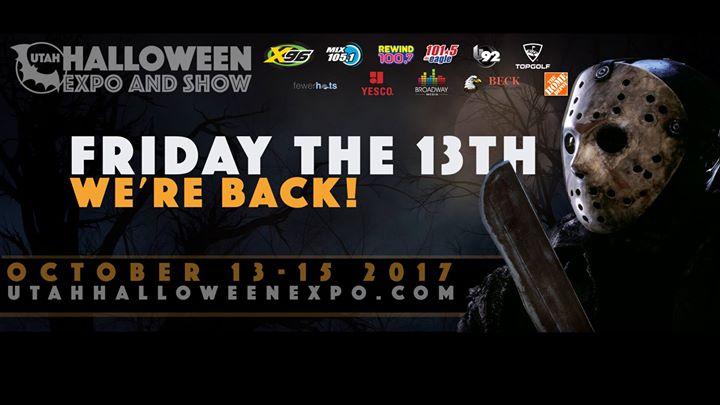 Utah Halloween Expo 2017