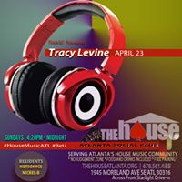 Featuring Tracy Levine 4.23