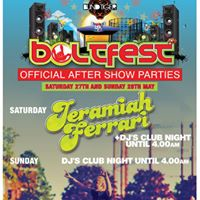 Boltfest Official After show parties