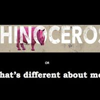 Rhinoceros or Whats Different About Me