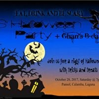 TS Halloween Party  Ghans B-day