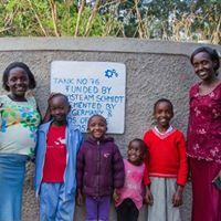 Fotovortrag ber Zisternenprojekt in Kenya