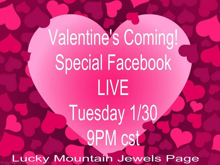 5 Valentines Jewelry Sand Springs