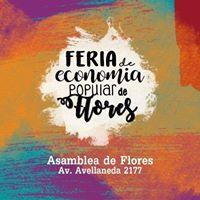 Feria de Economía Popular de Flores
