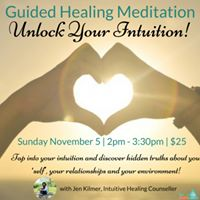 Unlocking your intuition - guided meditation