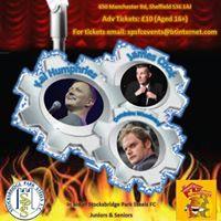 Steel Valley Comedy Night