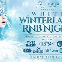Belvedere Presents RNB Night White Winterland