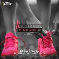 Surat City Pink Run