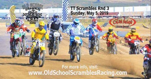 OSSRG TT Scrambles Rnd 3