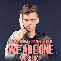 Westside Workshops Bhm Attila x Fekete Dniel WE ARE ONE WS
