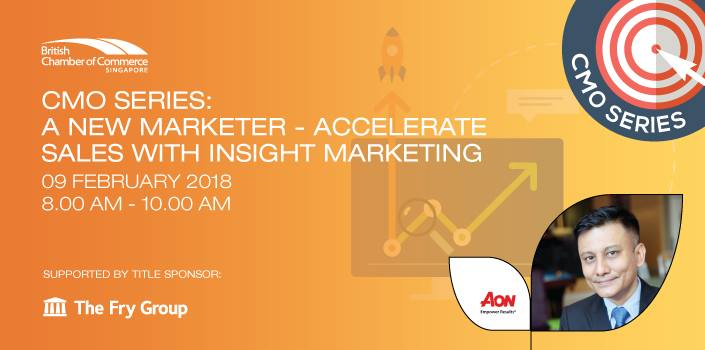 A New Marketer - Accelerate Sales with Insight Marketing