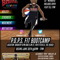 POPS Fit Bootcamp