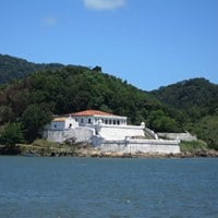 Trekkinho de Santos - Do Forte  Praia do Ges - 2001