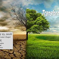 BC Week Talk 2 &quotTransforming Grace&quot