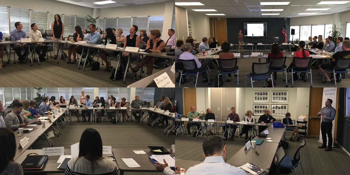1st & 3rd Tuesday Leads Monthly - OC Business OFFICIAL Referral Networking