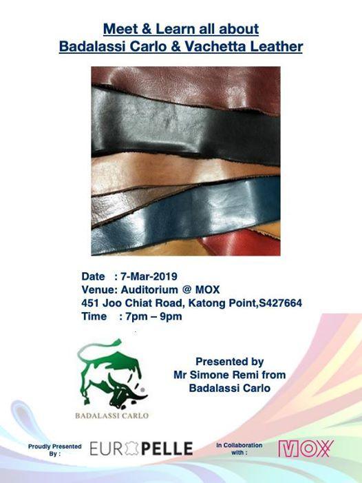 Meet & Learn all about Badalassi Carlo & Vachetta Leather