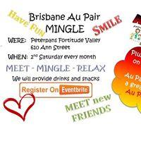 Brisbane Au Pair Party Mingle November 2017