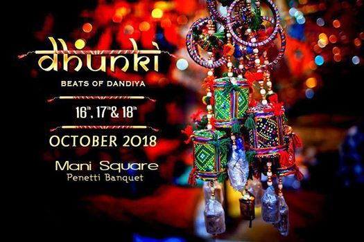 Dhunki Beats of Dandia