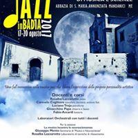 Jazz in Badia 2017