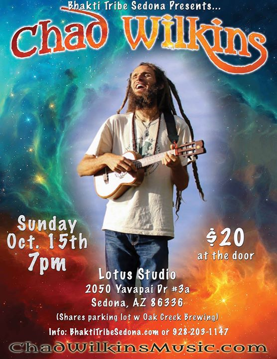 Chad Wilkins in Concert