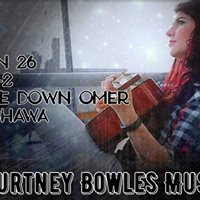 Courtney Bowles  The Down Omer