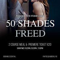50 Shades Dinner Premiere