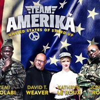 Team Amerika - United States of Stand Up [Vxj]